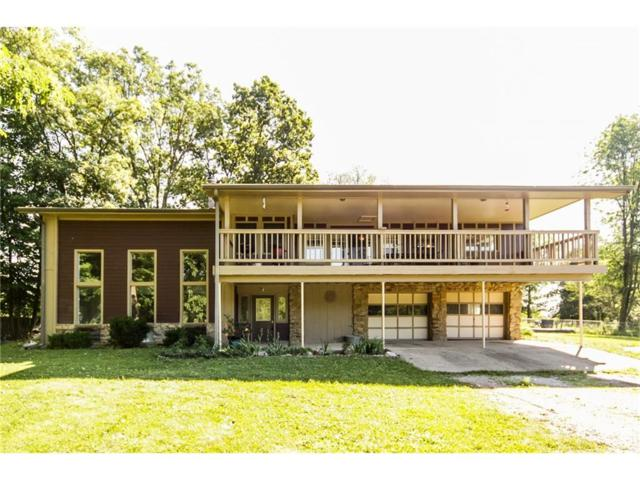 9519 S County Road 100 E, Clayton, IN 46118 (MLS #21491566) :: Mike Price Realty Team - RE/MAX Centerstone