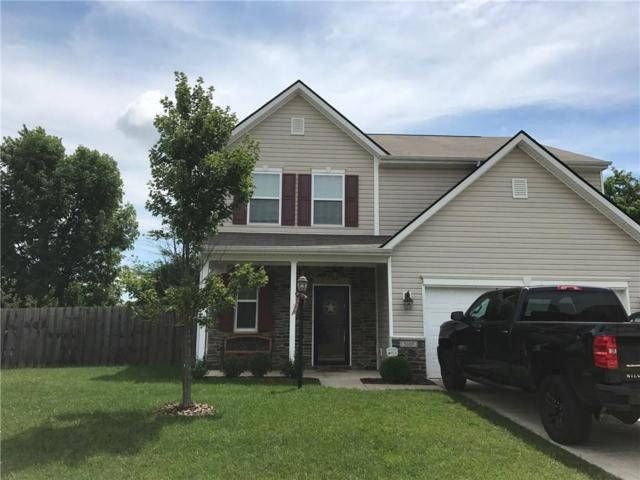 5107 Choctaw Ridge Drive, Indianapolis, IN 46239 (MLS #21493092) :: Mike Price Realty Team - RE/MAX Centerstone