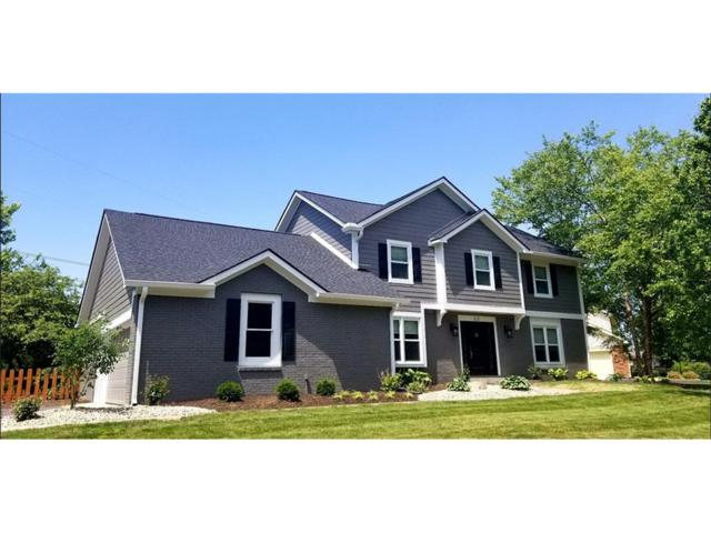 630 Sugarbush Drive, Zionsville, IN 46077 (MLS #21493178) :: Heard Real Estate Team
