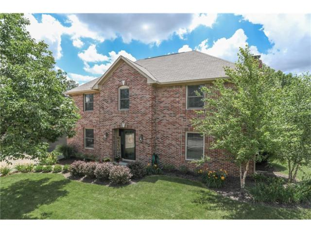 7415 Franklin Parke Boulevard, Indianapolis, IN 46259 (MLS #21493231) :: RE/MAX Ability Plus