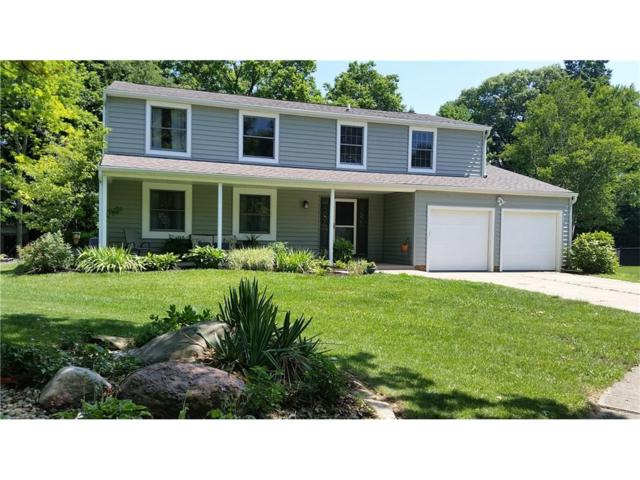 9316 Drawbridge Circle, Indianapolis, IN 46250 (MLS #21493507) :: Indy Scene Real Estate Team