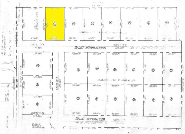 Lot 1 Brookwater Drive, North Vernon, IN 47265 (MLS #21493694) :: Mike Price Realty Team - RE/MAX Centerstone