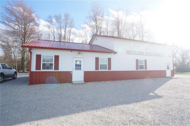 7745 E State Road 46, Greensburg, IN 47240 (MLS #21494169) :: FC Tucker Company