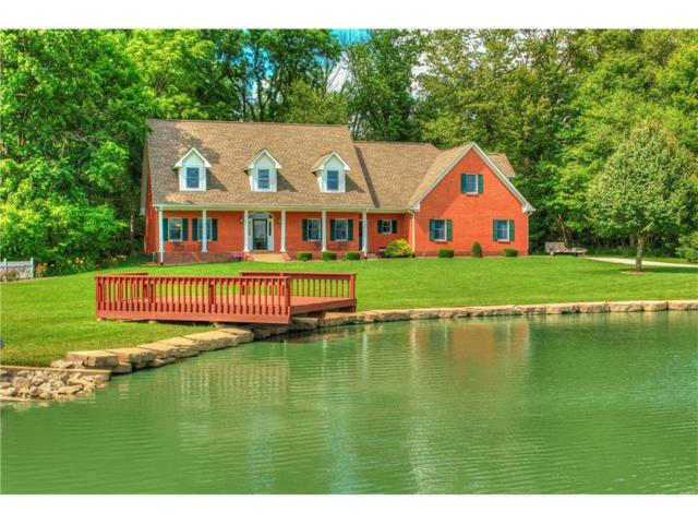 3650 E County Road 700 S, Clayton, IN 46118 (MLS #21500179) :: Mike Price Realty Team - RE/MAX Centerstone