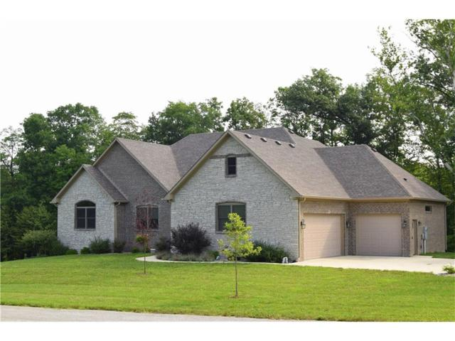 8499 Pegasus Drive, Monrovia, IN 46157 (MLS #21500642) :: Mike Price Realty Team - RE/MAX Centerstone