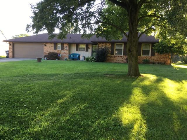 227 S Mustin Drive, Anderson, IN 46012 (MLS #21502619) :: The Evelo Team