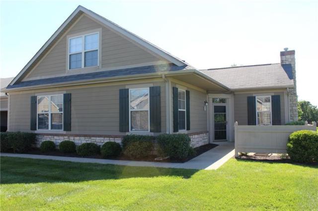 147 Bridgemor Lane, Mooresville, IN 46158 (MLS #21502628) :: The ORR Home Selling Team