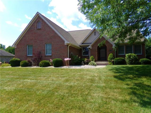 520 Woodland Place, Pittsboro, IN 46167 (MLS #21502649) :: Mike Price Realty Team - RE/MAX Centerstone