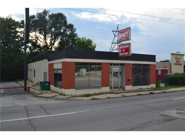 4950 N Keystone Avenue, Indianapolis, IN 46205 (MLS #21502901) :: Indy Scene Real Estate Team