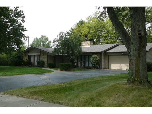 8202 Castleton Boulevard, Indianapolis, IN 46256 (MLS #21503183) :: Indy Scene Real Estate Team