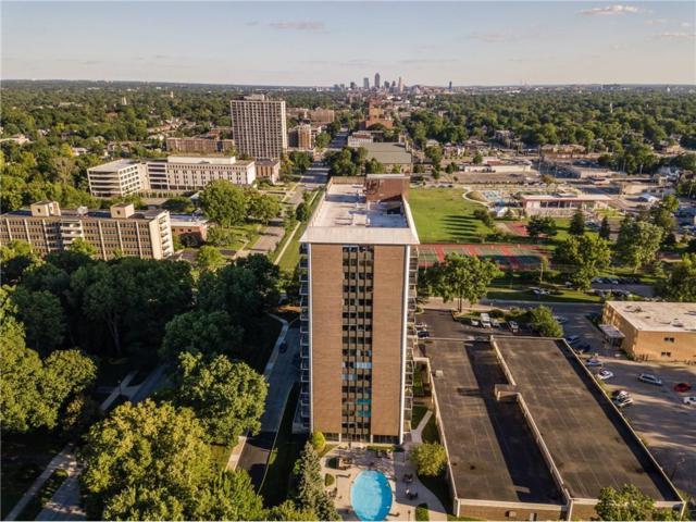 4000 N Meridian Street 4DJ, Indianapolis, IN 46208 (MLS #21503585) :: Indy Scene Real Estate Team