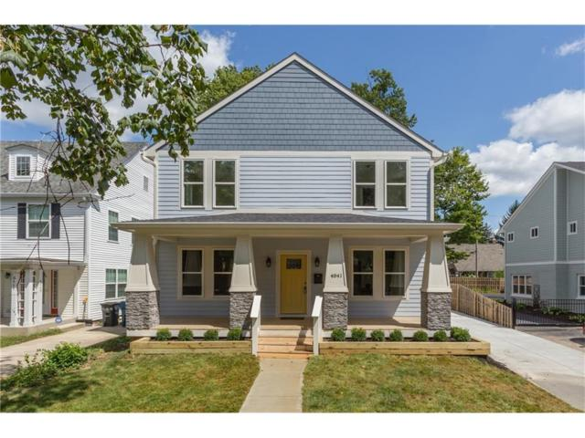 4841 N Capitol Avenue, Indianapolis, IN 46208 (MLS #21504955) :: Indy Scene Real Estate Team