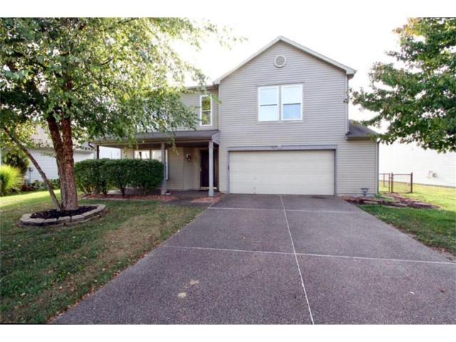 1327 Jasmine Drive, Greenfield, IN 46140 (MLS #21506347) :: Indy Scene Real Estate Team