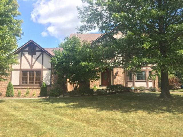 8681 Promontory Road, Indianapolis, IN 46236 (MLS #21506530) :: Heard Real Estate Team
