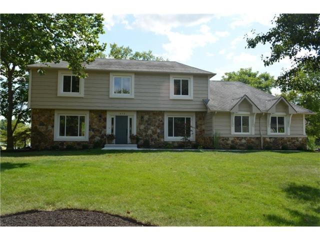 1879 White Ash Drive, Carmel, IN 46033 (MLS #21506889) :: Len Wilson & Associates