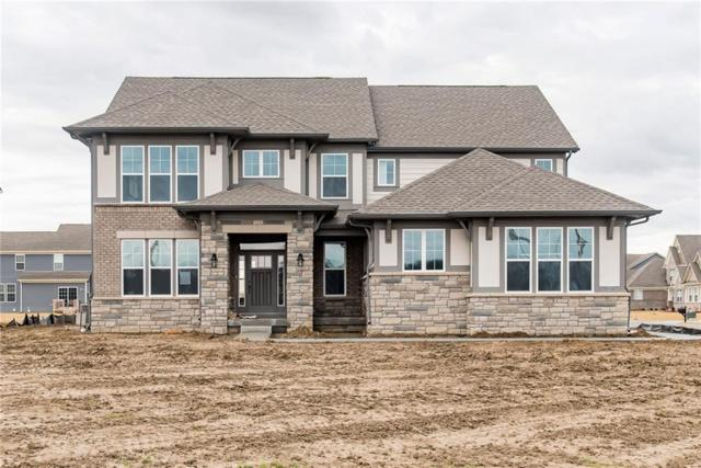 10277 Galileo Drive, Fishers, IN 46040 (MLS #21507747) :: The Evelo Team