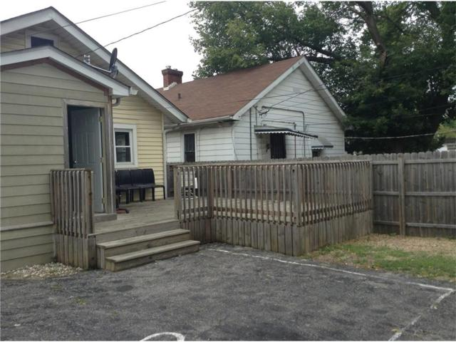 923 N Grant Avenue, Indianapolis, IN 46201 (MLS #21509810) :: Indy Scene Real Estate Team