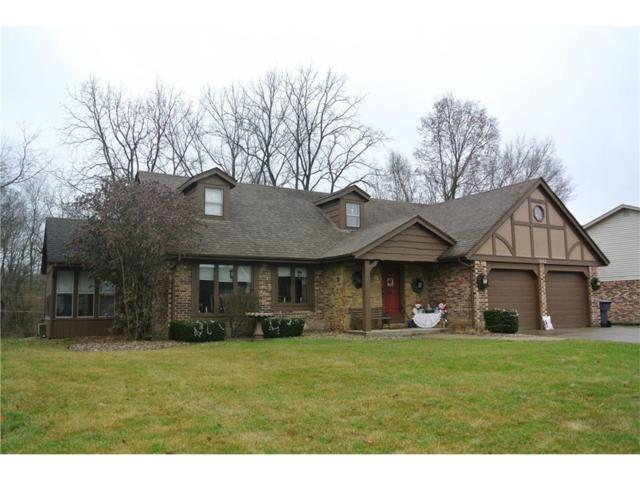 1282 Timberwood Circle, Anderson, IN 46012 (MLS #21509885) :: The ORR Home Selling Team