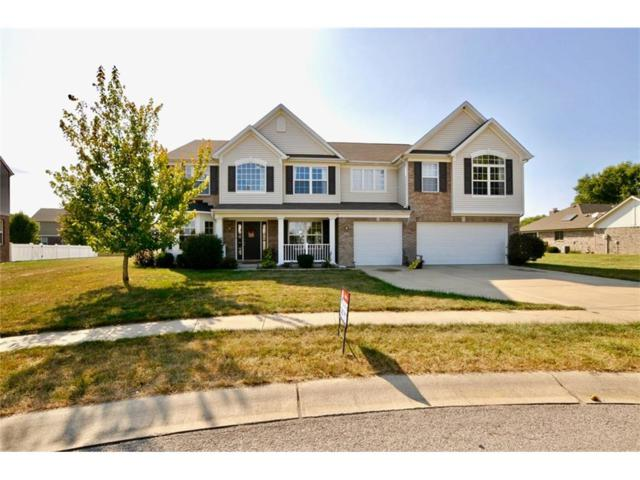 5858 Grand Avenue, Plainfield, IN 46168 (MLS #21511744) :: The Evelo Team