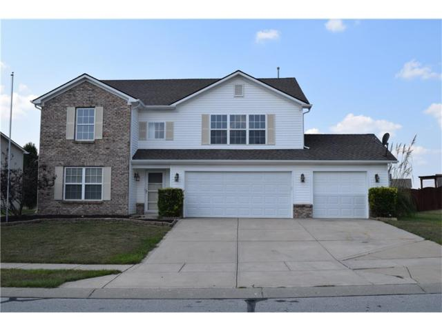 2346 Liatris Drive, Plainfield, IN 46168 (MLS #21512892) :: The Evelo Team