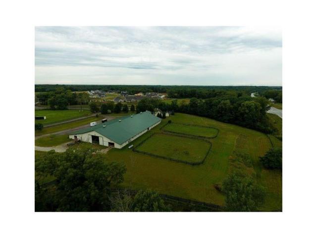 10773 Saddle Horse Lane, Fortville, IN 46040 (MLS #21513276) :: The Gutting Group LLC