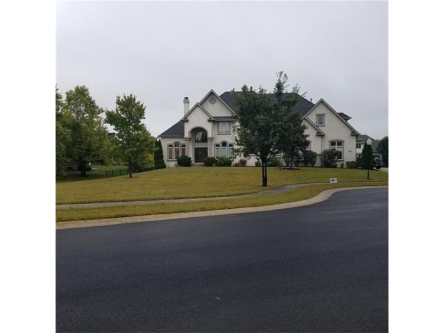 10737 Stratton Circle, Carmel, IN 46032 (MLS #21513767) :: The Evelo Team