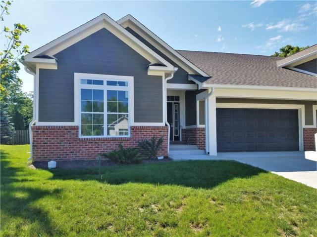 113 North Walk Circle, Westfield, IN 46074 (MLS #21513955) :: The Indy Property Source