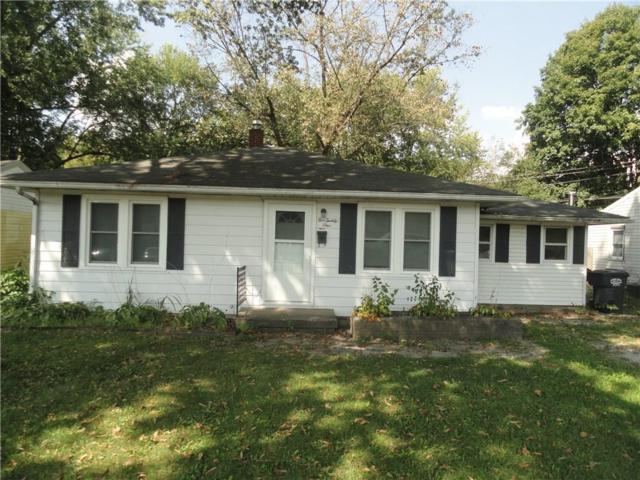 521 Anderson Road, Chesterfield, IN 46017 (MLS #21513978) :: The ORR Home Selling Team