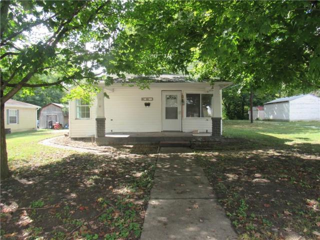 252 S Cross Street, Danville, IN 46122 (MLS #21514197) :: Heard Real Estate Team