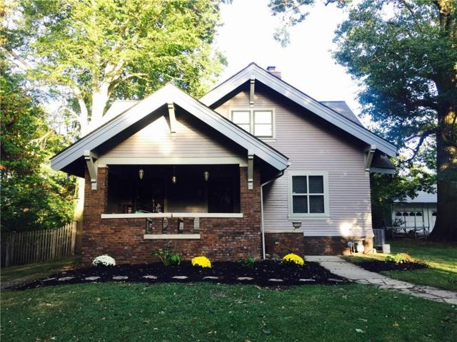 845 Woodruff Place East Drive, Indianapolis, IN 46201 (MLS #21514368) :: Indy Plus Realty Group- Keller Williams