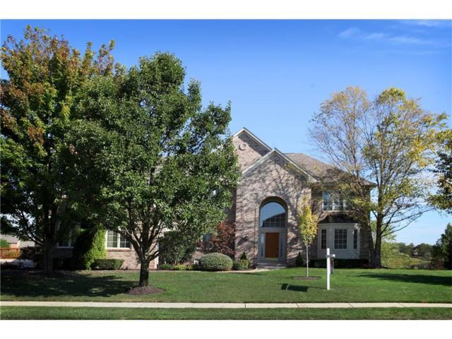 488 Sapphire Drive, Carmel, IN 46032 (MLS #21514405) :: Heard Real Estate Team