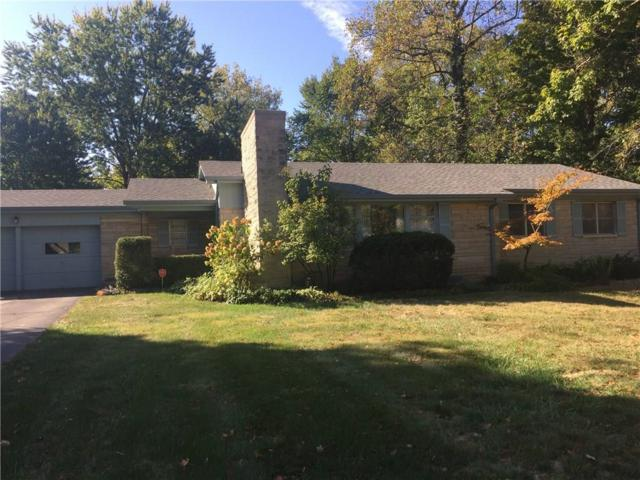 845 W 77th Street South Drive, Indianapolis, IN 46260 (MLS #21514462) :: The Gutting Group LLC