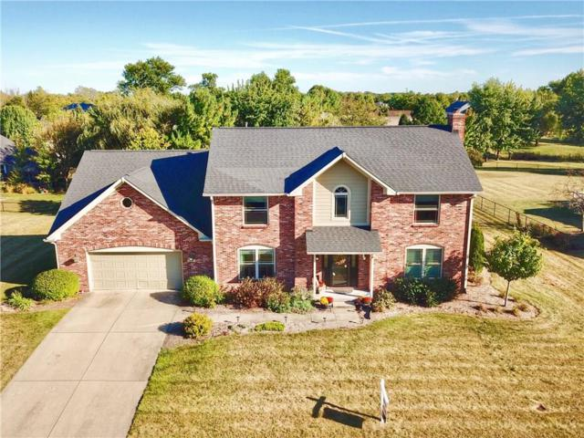 1129 N Manchester Drive, Greenfield, IN 46140 (MLS #21515062) :: Indy Plus Realty Group- Keller Williams