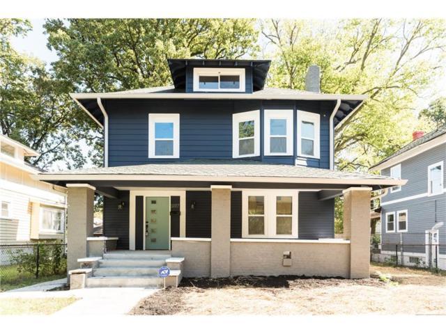 3227 N Broadway Street, Indianapolis, IN 46205 (MLS #21517287) :: Indy Scene Real Estate Team