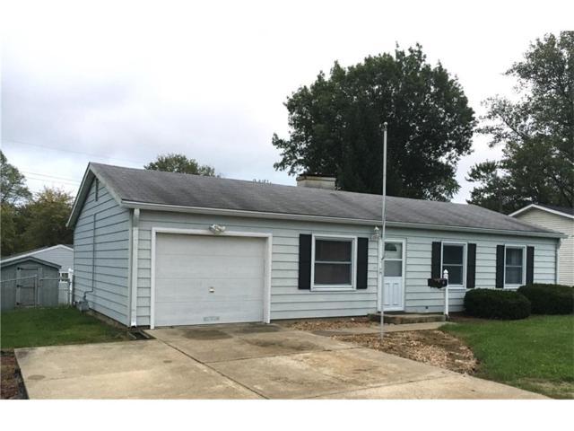 21 Martin Drive, Danville, IN 46122 (MLS #21517657) :: Heard Real Estate Team