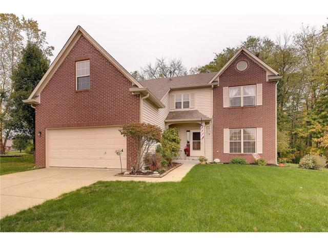 6491 Woodhaven Court, Avon, IN 46123 (MLS #21518249) :: The Gutting Group LLC