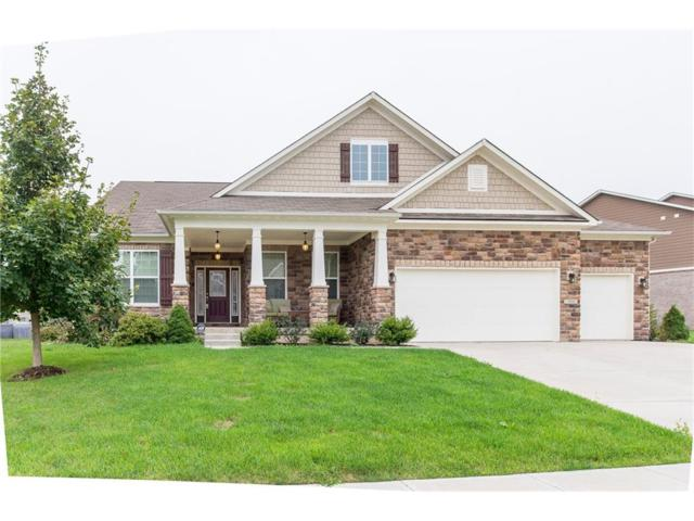 7939 Walker Cup Drive, Brownsburg, IN 46112 (MLS #21518723) :: Mike Price Realty Team - RE/MAX Centerstone