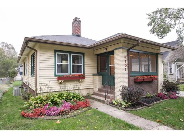 6151 Broadway Street, Indianapolis, IN 46220 (MLS #21518898) :: Indy Scene Real Estate Team