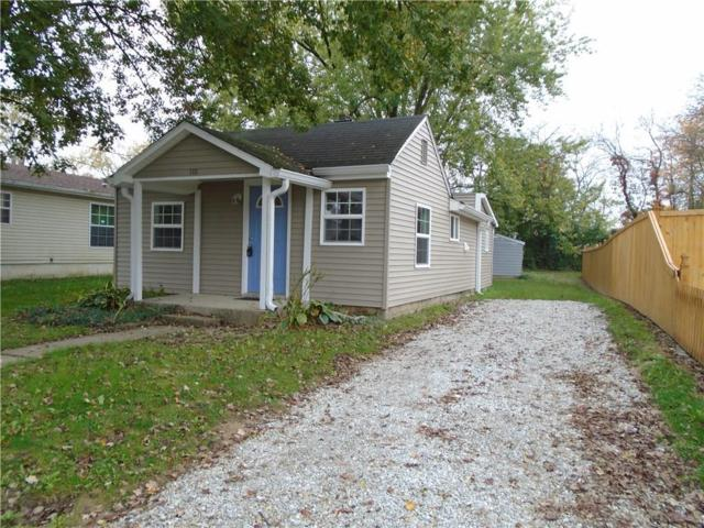 110 Center Street, Greenfield, IN 46140 (MLS #21518968) :: RE/MAX Ability Plus