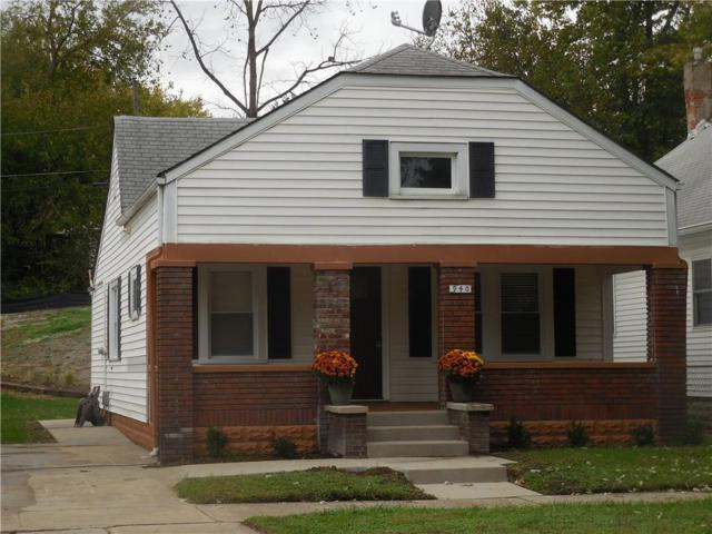 940 E Pleasant Run Parkway North Drive, Indianapolis, IN 46203 (MLS #21519126) :: Indy Scene Real Estate Team