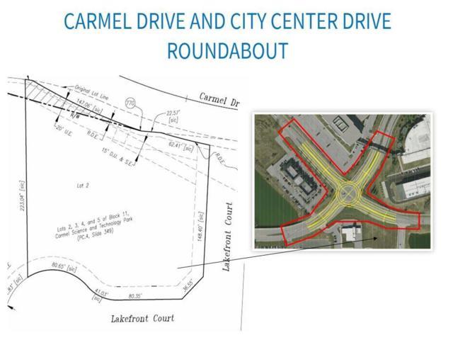 0 Lakerfront Court, Carmel, IN 46032 (MLS #21521941) :: FC Tucker Company