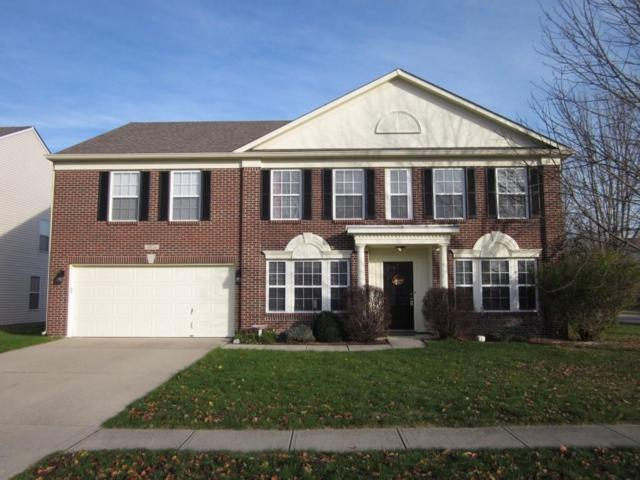 10374 Delphi Court, Fishers, IN 46038 (MLS #21521957) :: The Evelo Team
