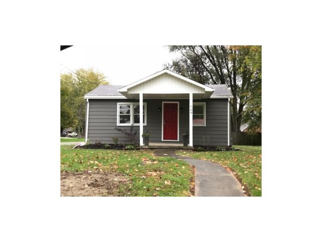 709 S Pearl Street, Cicero, IN 46034 (MLS #21522401) :: The Gutting Group LLC
