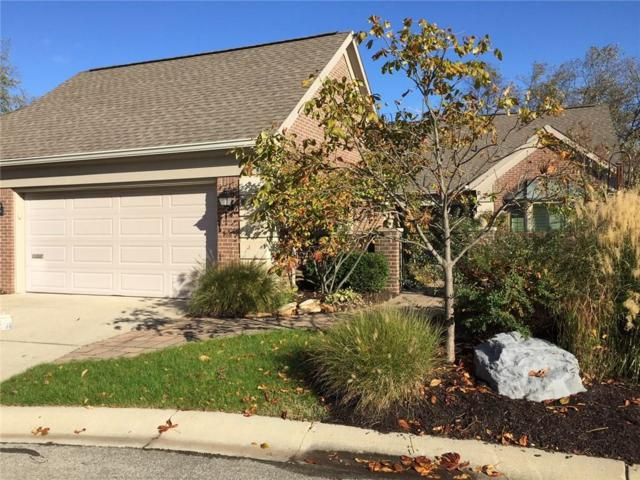 236 Olde Mill Cove, Indianapolis, IN 46260 (MLS #21522529) :: Indy Plus Realty Group- Keller Williams