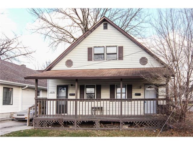 1331 S Saint Paul Street, Indianapolis, IN 46203 (MLS #21523212) :: Indy Scene Real Estate Team