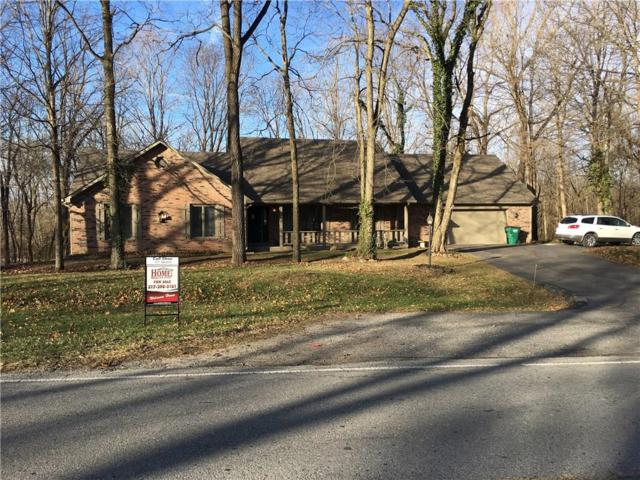 7306 S County Road 750 E, Plainfield, IN 46168 (MLS #21524136) :: Mike Price Realty Team - RE/MAX Centerstone