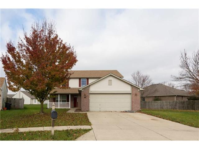 4150 Keeneland Circle, Plainfield, IN 46168 (MLS #21524237) :: The Evelo Team