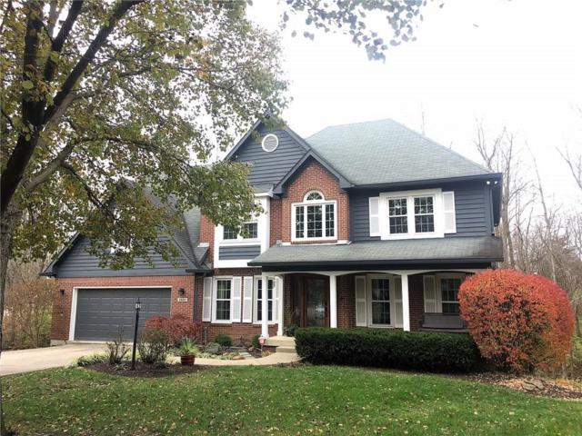 8940 Sterling Ridge Run, Indianapolis, IN 46236 (MLS #21524932) :: The Evelo Team