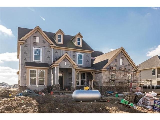 16367 Hunting Meadow Drive, Fortville, IN 46040 (MLS #21525235) :: The Evelo Team