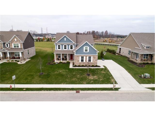 16838 Hawk Creek Circle, Westfield, IN 46074 (MLS #21525311) :: Indy Scene Real Estate Team